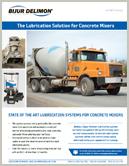 Onderweg & Offroad FL Concrete Mixer