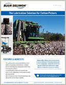Landbouw Machines FL Cotton Picker