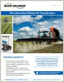 Landbouw Machines FL Crop Sprayer