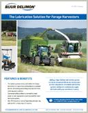 Landbouw Machines FL Forage Harvester