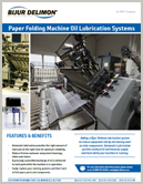 Drukkerijmachines FL Paper Folding Machine