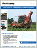 Landbouw Machines FL Sugar Beet Harvester