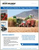 Landbouw Machines FL Sugar Cane Harvester