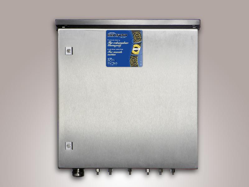 Bijur Delimon Automatic Lubrication Systems : SKYJET Elektrische ...