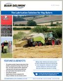 Landbouw Machines FL Hay Baler