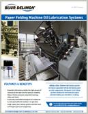 Drukkerijmachines FL Paper Folding Machine
