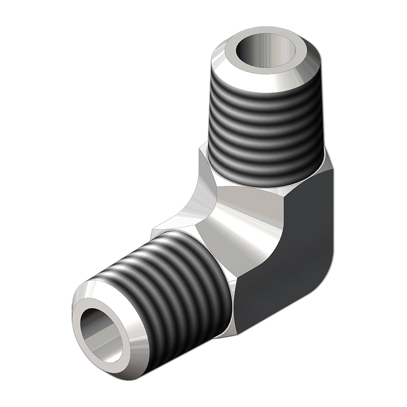 Pipe Fittings - Elbows Male x Male