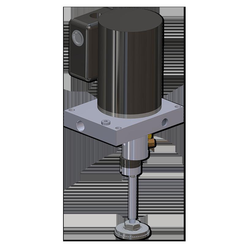 29601-1 V5 27249-1 Pump & Motor
