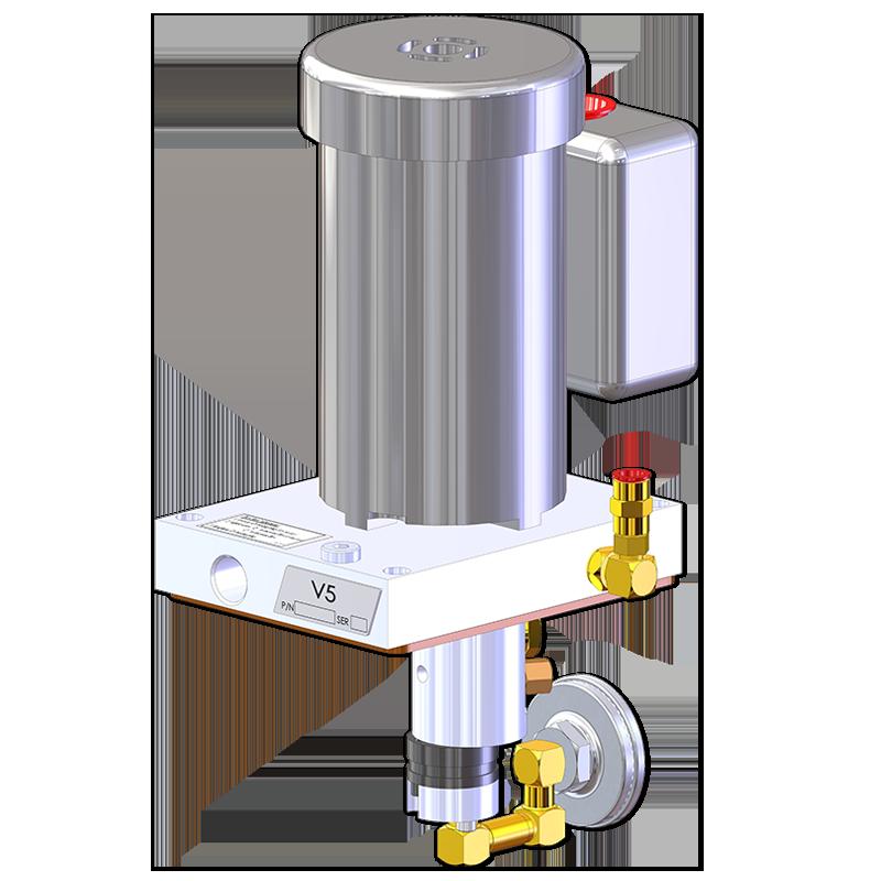 V5C Pump & Motor
