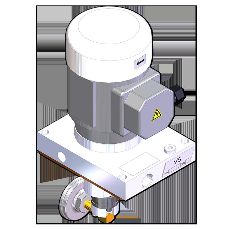 60342 V5C Pump & Motor