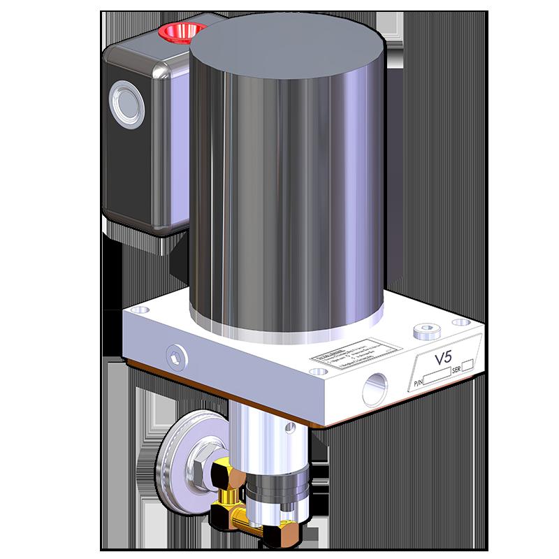 60344 V5C Pump & Motor