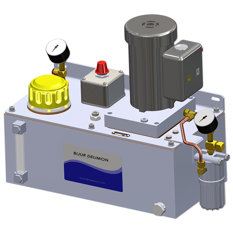60444 V5 Lubricator
