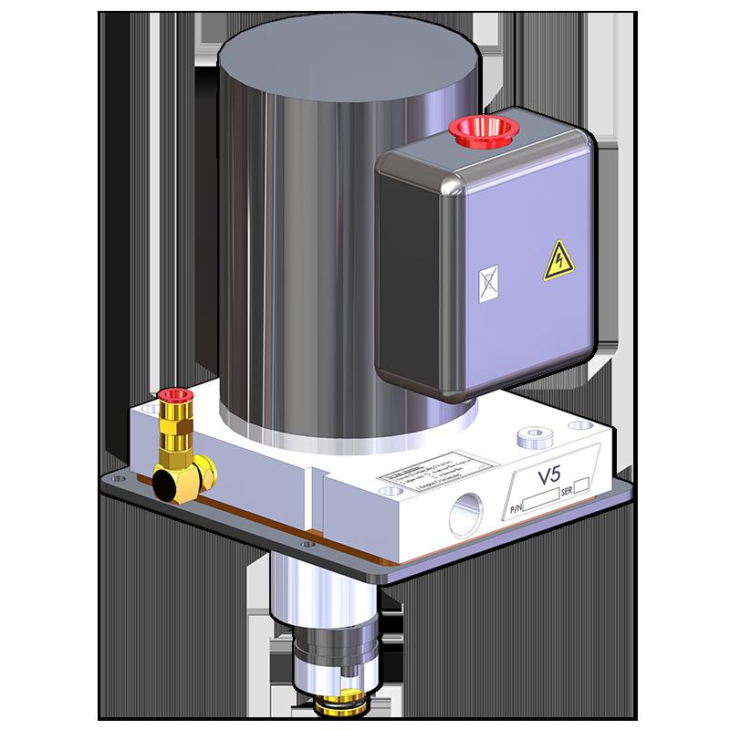 60651 V5B Pump & Motor