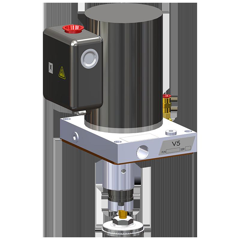 V5W Pump & Motor Assembly