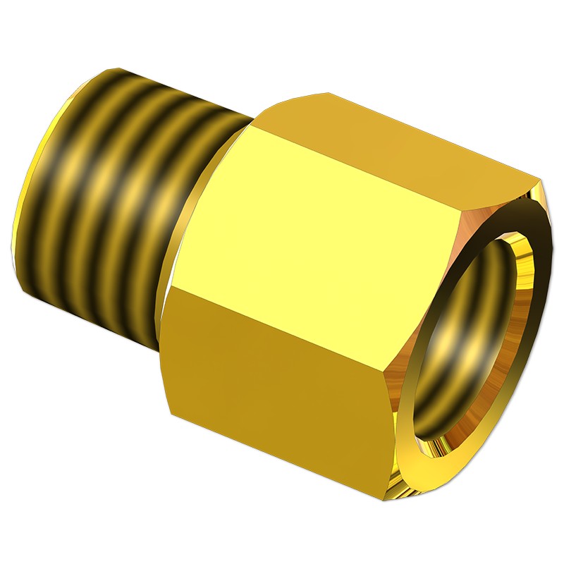 Pipe Fittings - Adapters Female x Male