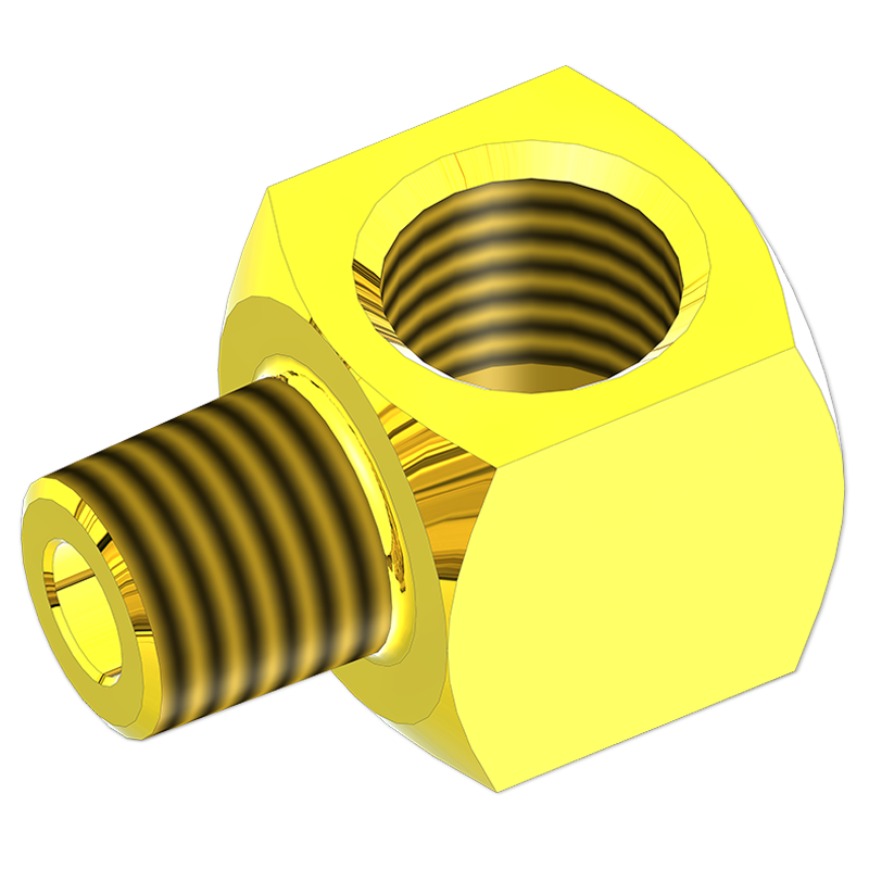 Pipe Fittings - Elbows Female x Male