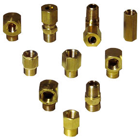 Specialty Fluid Fittings