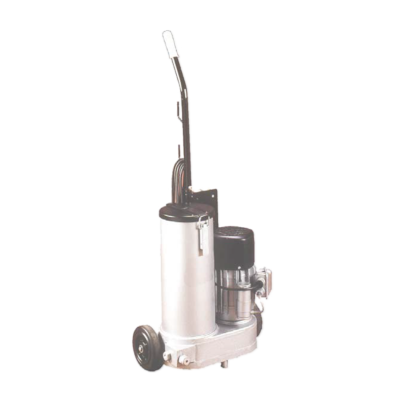EAP Pump Cart