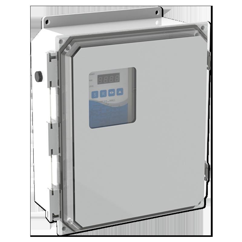 Electric Barrel Pump Control Package