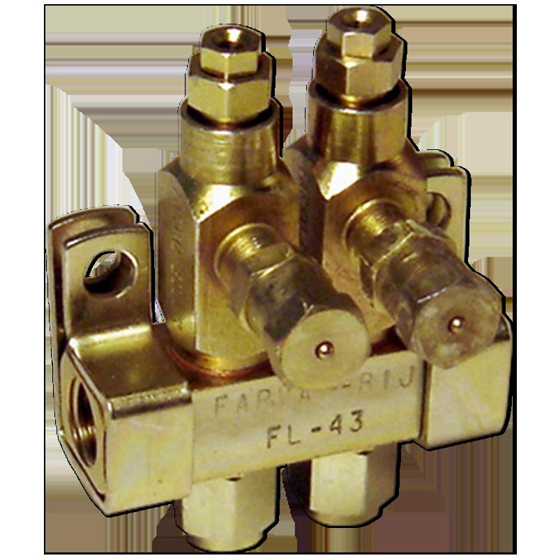 FL-43 Injectors