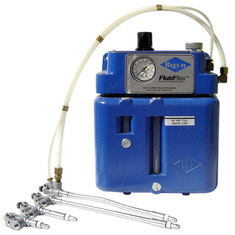 FluidFlex Spray Unit