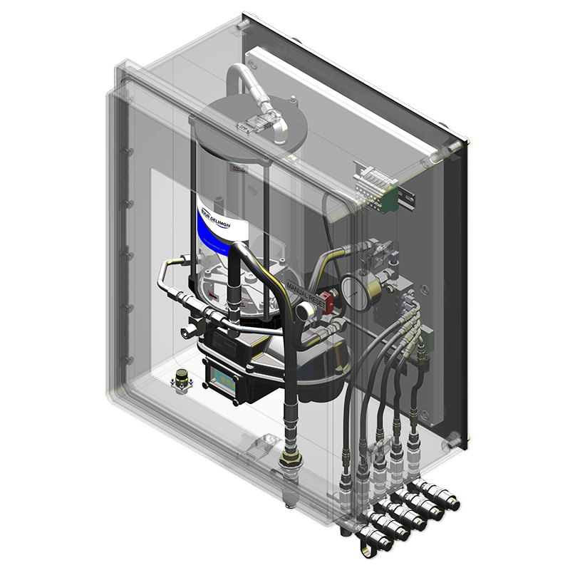 Multiport II Enclosure Assembly