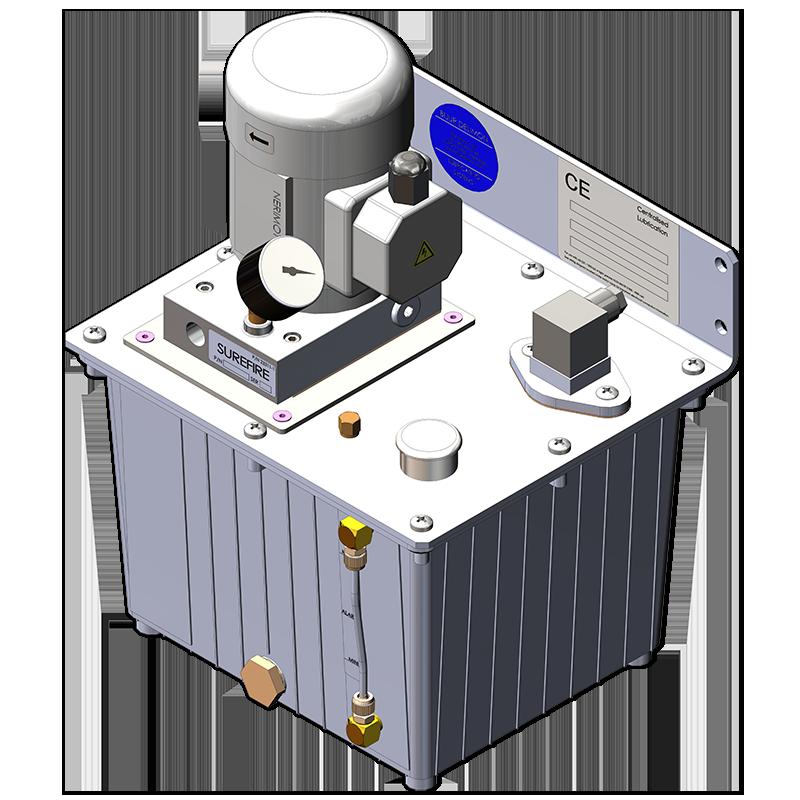 MPV Lubricator