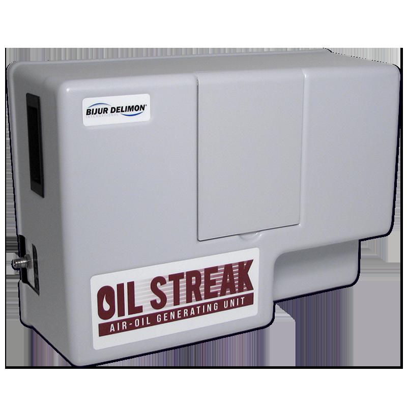 Oil Streak Generating Unit