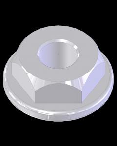 20252-1 Nut Flange ¼-20