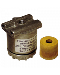 In-Line Pressure Filter