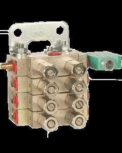 PLA Progressive Air-Oil Divider Configurator
