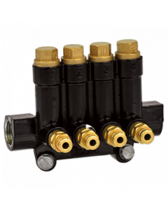 VXLO Injector 4-Outlet Configurator